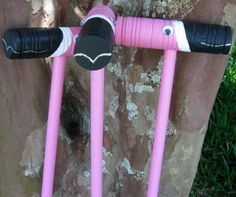 ALICE IN WONDERLAND FLAMINGO CROQUET MALLET