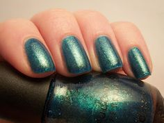 Kissy by Sinful Colors. Would look great with glitter on top. This brand is nice and cheap, too!