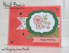 Stuck on Stampin': stamp into summer continued