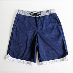 CHARI & CO NYC 14SS OUT FIELD MESH SHORTS - DAILYSHOP