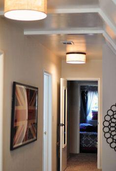 Hallway Ceiling Lights Fixtures   Light Fixtures   Pinterest ...