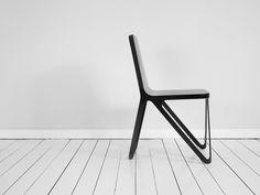 The Aluminum Chair   Leibal
