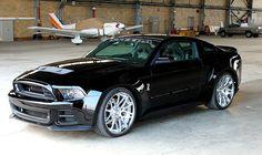 2014 Steeda Mustang GT500 Wide-Body Conversion