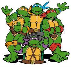 #Tortugas #Ninjas  #TMNT