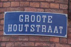 Groote Houtstraat, Haarlem, Netherlands