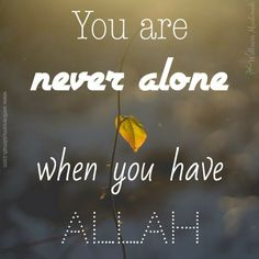 """""""So remember Me; I will remember you. And be grateful to Me and do not deny Me. O you who have believed, seek help through patience and prayer. Indeed, Allah is with the patient."""" (Qur'an, 2: 152-153)"""