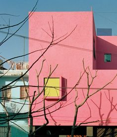 Exploring the colorful world of legendary Mexican architect Luis Barragán.