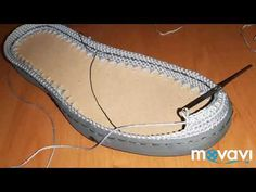 Macrame Mania – The Age-Aged Artwork Of Knotting Is Back With A Haute Couture Flavor – By Zazok Crochet Sandals, Crochet Boots, Crochet Baby Hats, Crochet Slippers, Crochet Clothes, Woolen Craft, Crochet Slipper Pattern, Diy Crafts Crochet, Shoe Pattern