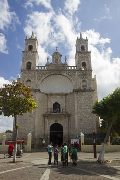 The Plaza Santa Lucia| For 91 Days in the Yucatán – Travel Blog