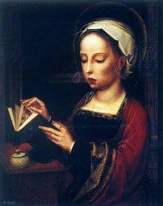 María Magdalena Adriaen de Isenbrandt (ca. 1490-1551)