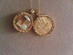 Jewelry Rings, Jewelery, Fashion Accessories, Gold Necklace, Bling, Inspired, My Style, Coins, Jewlery