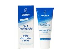 Weleda tandpasta - Salt - 75 ml Best Natural Toothpaste, Organic Supermarket, Organic Food Delivery, Organic Wine, Teeth Care, Face Care, Organic Recipes, Take Care Of Yourself, Health And Beauty