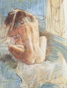 Nude. William Boissevain