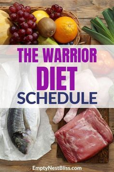 Warrior Diet Fasting): What You Need To Know Find out if the warrior diet is right for you. What is the difference between warrior diet vs. Great information to read to understand the pros and cons of warrior diet. Low Fat Diets, Low Carb Diet, Hcg Diet, Ketogenic Diet, Warrior Diet, Diet Schedule, Diet Recipes, Healthy Recipes, Healthy Breakfasts