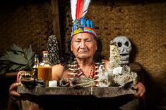 Você sabe o que é a Cura Xamânica? Entenda um pouco mais sobre os símbolos presentes nesta tradição muito presente nas tribos indígenas do Brasil.