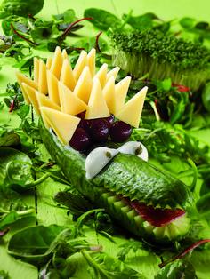 Fun Food: Kreative Ideen aus der KücheMit dem Essen spielt man nicht? Es gibt Kinderrezepte, bei denen wir eine Ausnahme machen und