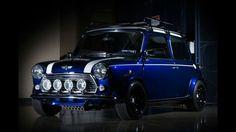 ) Tahiti Blue terror w/ new Heritage shell [in Houston] – MiniGuy – classic Mini Coopers Mini Cooper Classic, Mini Cooper S, Classic Mini, Classic Cars, My Dream Car, Dream Cars, Minis, Morris Traveller, Rock Sliders
