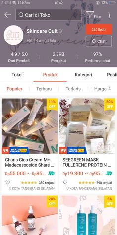 Best Online Clothing Stores, Online Shopping Sites, Online Shopping Clothes, Online Shop Baju, Best Skin Care Routine, Skin Makeup, Good Skin, Body Care, Skincare