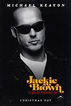 Jackie Brown - Michael Keaton poster