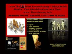 Our Daily WealthBuildersWorldWide Power Call
