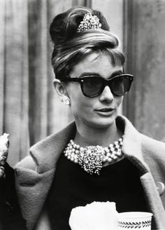 Breakfast at Tiffany's...my all time fave!