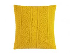 - Accent cushion x - Yellow Modern Home Furniture, Decorative Cushions, Decoration, Accent Decor, House Design, Throw Pillows, Yellow, Condo, Living Room