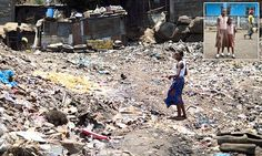How girls as are earning less than a dollar a day on rubbish dumps
