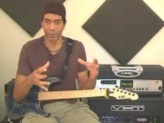 Greg Howe Improvisation Guitar Lesson - www.greghowe.com/lessons - YouTube