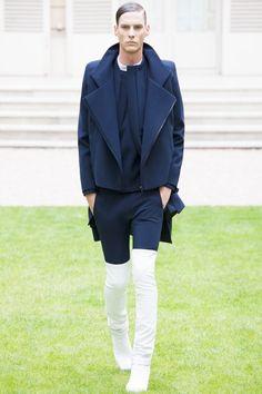 Rad Hourani Couture Fashion Show Fall 2013 | Style.com/ Arabia