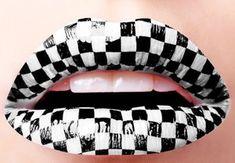 Lip Sticker Temporary Lips Tattoo Sticker Lip Transfer Lipstick Sticker Art | eBay