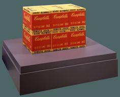 Warhol Soup Cartons