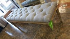 """Entryway bench option 50""""X15"""" HomeGoods Great Hills/183"""