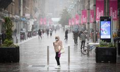 Billions needed to protect Glasgow from climate effects, report says   Glasgow   The Guardian Severe Weather, Extreme Weather, Glasgow City, Weather Warnings, Wet Spot, Vacant Land, Strong Wind, North Sea