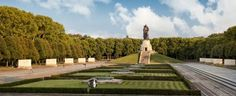 Berlin - Sowjetisches Ehrenmal Treptow - visitBerlin.de