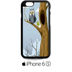 Cute owl Branch Tree iPhone 6S  Case