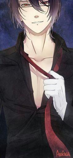 Read Especial: Fotos Sexys from the story Para Una Dialover! Hot Anime Boy, Cute Anime Guys, Anime Sexy, Anime Boys, Mystic Messenger, Vampires, Anime Diabolik Lovers, Cd Drama, Reiji Sakamaki