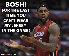 [Memes] LeBron James NBA Memes Funny Humor Pictures | NBAHotShots.com     check this out!