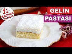 Gelin Pastası Videosu, Nasıl Yapılır? - Kadınca Tarifler