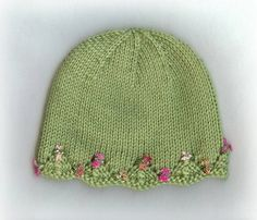 One Day Baby Hat-- added to Rav queue.