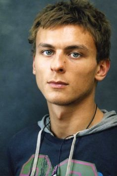 Russian actor Alexander Limarev
