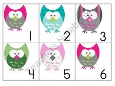 owls numbers (homerdog)