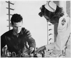 Pvt. Joseph Feft, Pittsburg, an Anzio beachhead casualty, manipulates his hook to move various checkers. WW2 battlefield medicine pushed orthopedics and prosthetics to a new frontier, with surgical procedures making great strides and the rate of rehabilitation making a major jump.