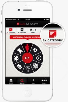 « Swiss Museums » is the new iOS application for iPhone® developed by Pixel Trade in collaboration with the Swiss Museums Association . The application identifies the closest Swiss museum and shows paths to follow to get there.