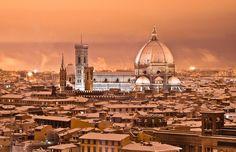 Tuscan Landscapes | Firenze, quando la fotografia diventa arte | Guido Andreoni ©