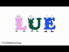 "http://www.firststepreading.com | Long Vowel sounds are when Vowels make the sound of their Letter Names but U plus another vowel does not follow this rule.  The U with another Vowel makes an, ""oo"" sound like ""oo"" in the words: Moo, Boo, and Too.  When one sees the pattern of two Vowels next to each other and the first Vowel is a U, the grammatic..."