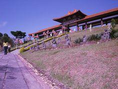 O maior templo budista da América Latina. Em Cotia - SP. Foto: Elis (Conteúdo)