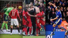 Gol gol Liga Inggris Tadi Malam Pekan 23 (2015-2016)