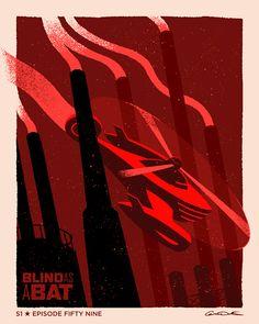 "BTAS ""Blind as a Bat"" episode 59 - George Caltsoudas"