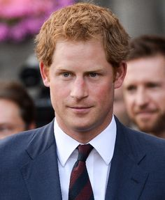Prince Harry is officially off the market...for the moment.  This one looks promising though.