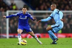 Eden Hazard Photos: Chelsea v Manchester City - Premier League
